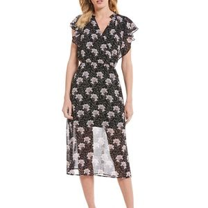 1.State Bloombury  Floral Print Dress M NWT ($129)